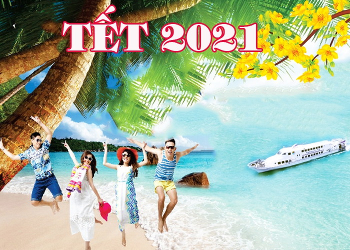 [TẾT 2021] - ĐẢO NGỌC PQ 3N3D - TÀU CAO TỐC