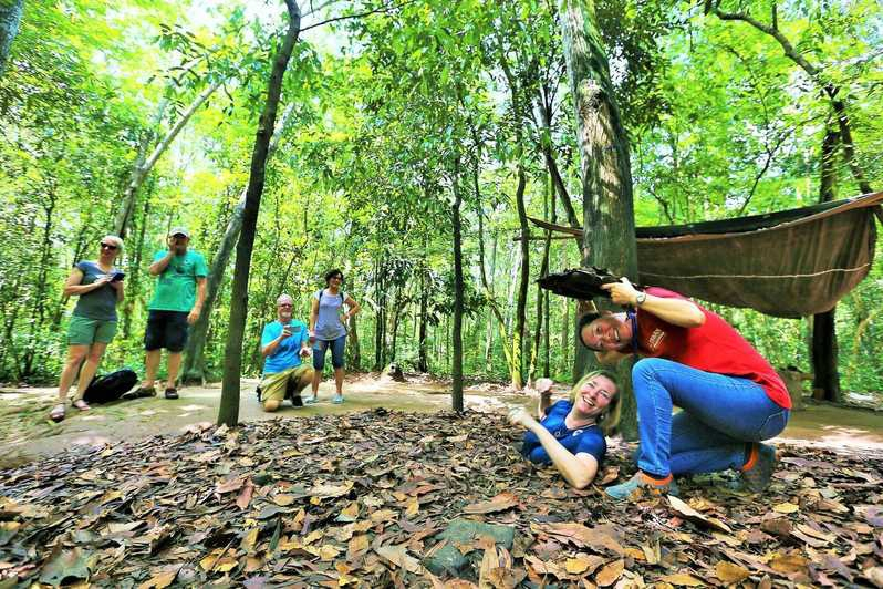 CU CHI TUNNEL_HALF DAY
