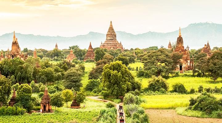 VỀ MIỀN ĐẤT PHẬT MYANMAR