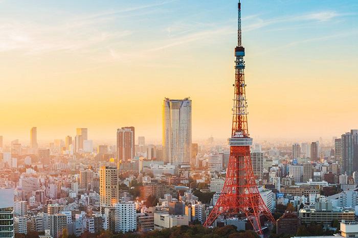 DU LỊCH KẾT HỢP THĂM THÂN - TOKYO NHẬT BẢN