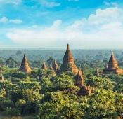 LANDTOUR MYANAMR: YANGON - KIAKHTIYO - BAGO