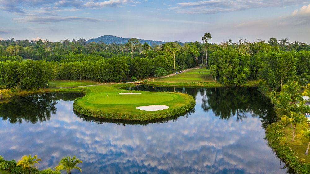 3N2Đ & Miễn phí golf Phú Quốc