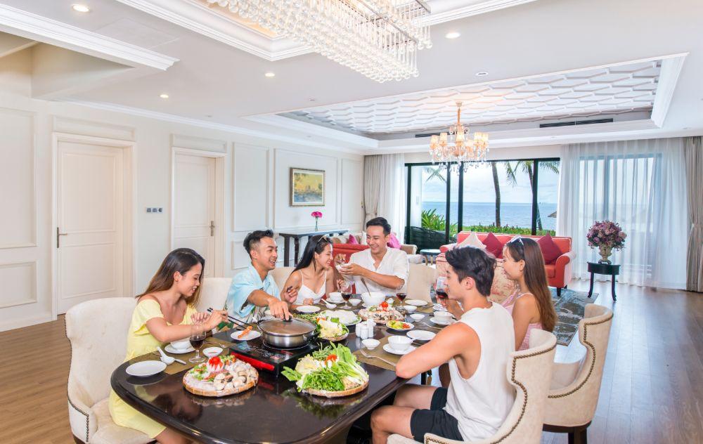 3N2Đ Vinpearl Resort & Spa Nha Trang bay_ Villa 3PN